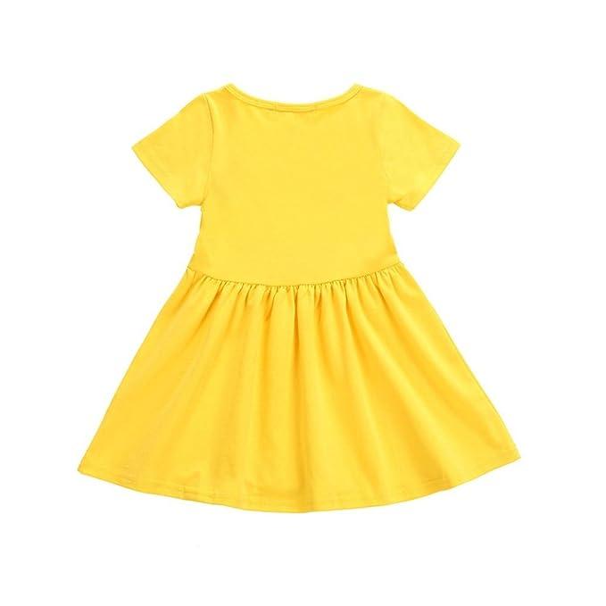 Amazon.com: ShiTou Toddler - Baby Emoji Emoticon Smiley Sun Dresses Outfits (80): Clothing