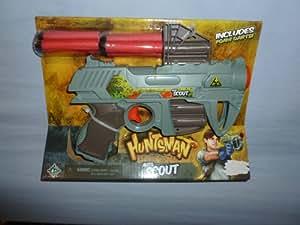 """Pistola Nerf """"AUTO SCOUT"""" (EXCLUSIVO)"""
