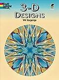 3-D Designs (Dover Design Coloring Books)