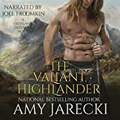 The Valiant Highlander: Highland Defender, Book 2 | Amy Jarecki