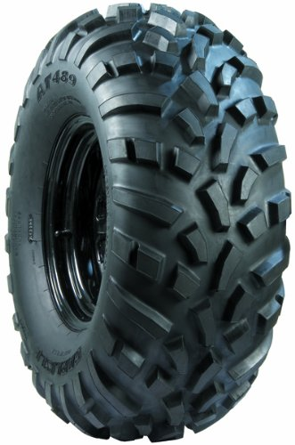 Carlisle AT489 ATV Bias Tire  - 25x11.00-12 4PR by Carlisle (Image #1)