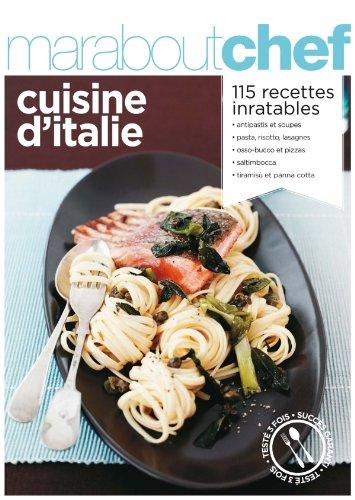 Le Livre Marabout De La Cuisine Italienne 9782501077163