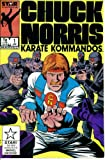 Marvel Comics Karate Series