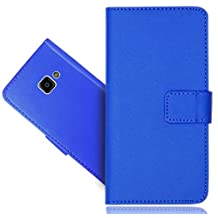 Samsung Galaxy Xcover 4 Case, FoneExpert® Premium Leather Kickstand Flip Wallet Bag Case Cover For Samsung Galaxy Xcover 4