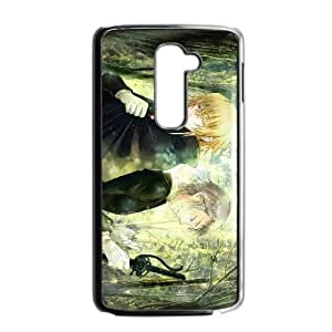 Pandora Hearts LG G2 Cell Phone Case Black Phone cover R49381861