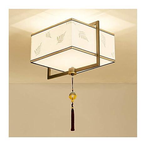 & cuadrado Lámpara de techo Lámparas de techo de estilo ...
