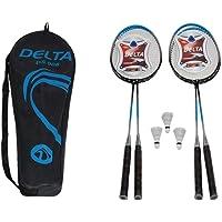 Delta Unisex Çantalı Badminton Raketi Ds 908, Çok Renkli, Tek Beden