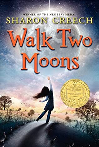 book cover of Walk Two Moons