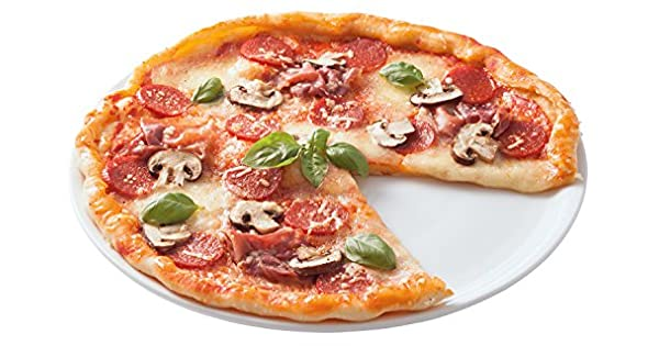 Amazon.com: Pulsiva redondos de plato para Pizza,