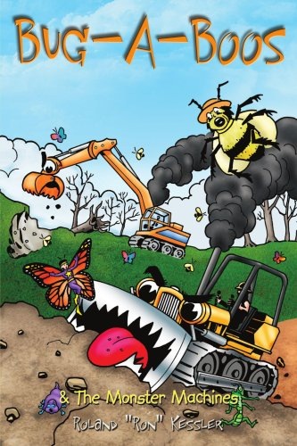 Bug-A-Boos & The Monster Machines PDF