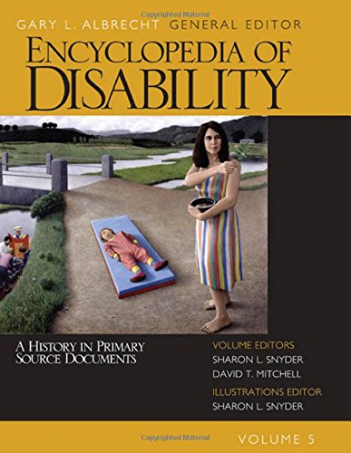 Encyclopedia of Disability, 5 volume set