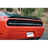 Dodge Challenger Smoked Taillights & Center Cover 3PC