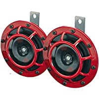 [Sponsored] HELLA 003399803 Supertone 12V High Tone/Low Tone Twin Horn Kit