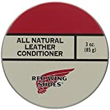 Red Wing Heritage All Natural Leather Conditioner, One Size (3 Oz.)