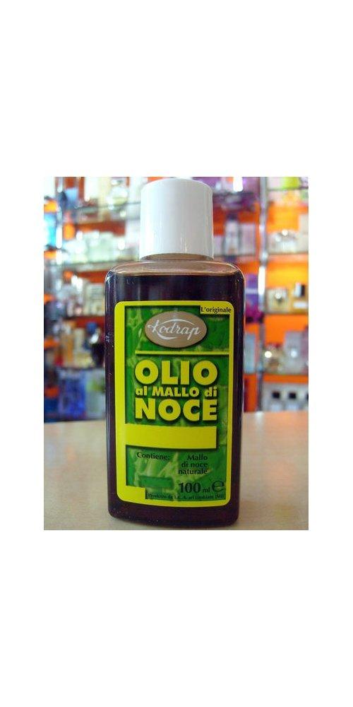 olio abbronzante al mallo noce 100 ml KODRAP