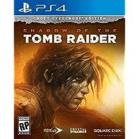 Shadow of the Tomb Raider (Croft Steelbook Edition) -...