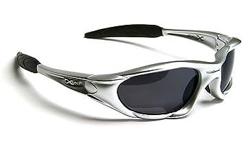 X-Loop Lunettes de Soleil - Sport - Cyclisme - Ski - Tennis - Mode - Conduite - Moto - Plage / Mod. 010P Noire lx5vjLE