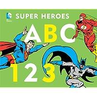 DC Super Heroes ABC 123