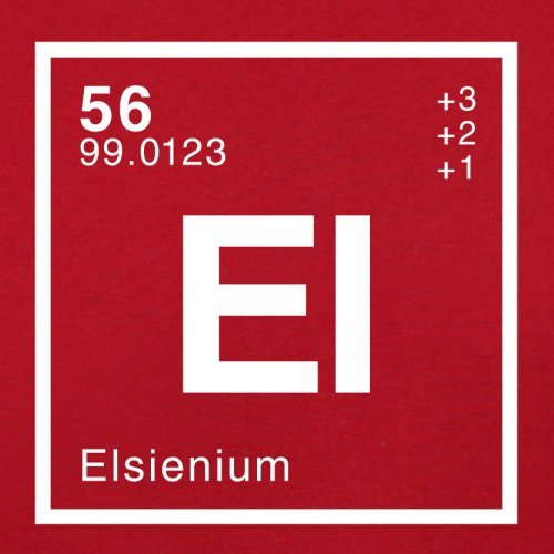 Retro Element Flight Red Periodic Dressdown Bag Elsie qgwPgt