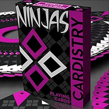 Amazon.com: Cartas de juego Ninja Wildberry edición limitada ...