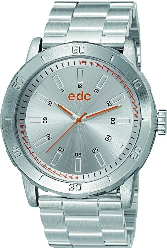 edc by Esprit Genuine Star Men's watch Solid Case