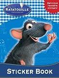 Disney Sticker Book Ratatouille (Disney Ratatouille)