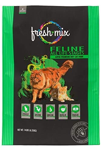 Artemis Fresh Mix Feline All Life Stages Dry Cat Food