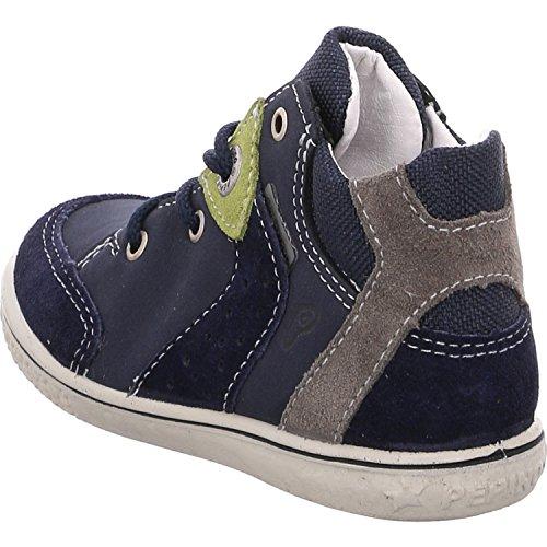 Ricosta Linus, Zapatillas Altas para Niños Azul