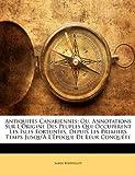 Antiquités Canariennes, Sabin Berthelot, 1142876543