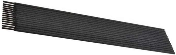 Baguettes fonte 2.5 x 300mm-Electrode soudure arc fonte-Blister de 11 baguettes
