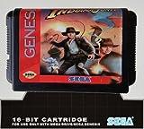 Taka Co 16 Bit Sega MD Game Young Indiana Jones 16 bit MD Game Card For Sega Mega Drive For Genesis