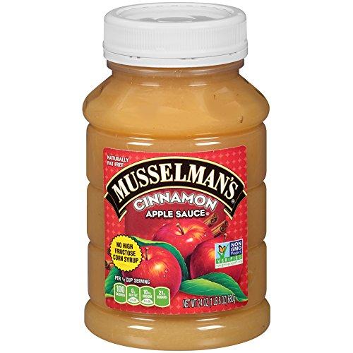Musselman's Cinnamon Apple Sauce, 24 Ounce (Pack of 12) by Musselmans (Image #8)