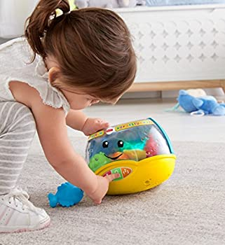 Fisher-price Laugh & Learn Magical Lights Fishbowl 7