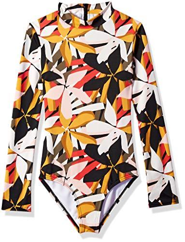 Billabong Little Girls' Eastern Sun Bodysuit, Multi, 4