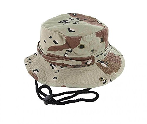 D.Camo_(US Seller)Unisex Hat Wide Brim Hiking Bucket Safari
