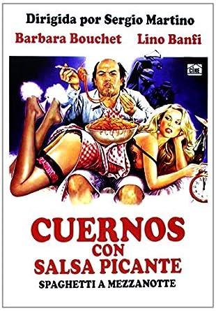 Cuernos Con Salsa Picante (Spaghetti A Mezzanotte) (1981) (Import)