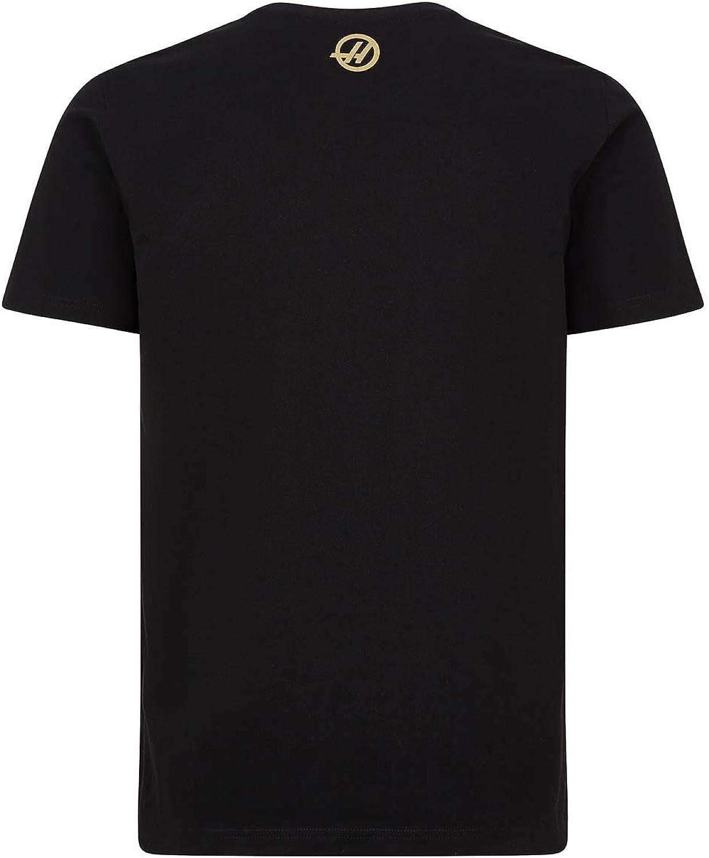 M Rich Energy Haas Logo T-Shirt
