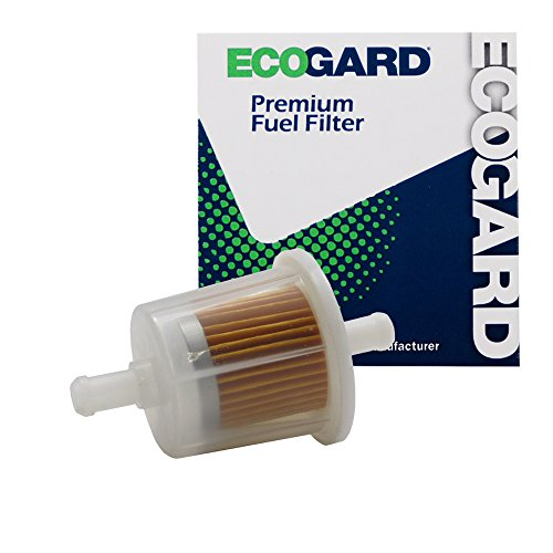 ECOGARD XF21111 Small Engine Fuel Filter - 1/4