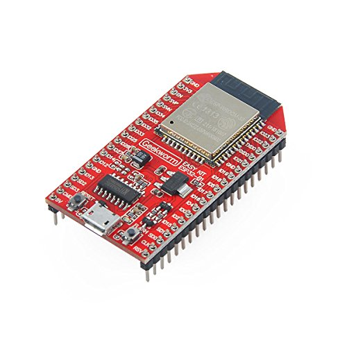 Makerfocus ESP32 DevKit ESP32 Development Board ESP WROOM 32 Board WiFi Bluetooth Ultra Low Power Consumption Dual Cores by MakerFocus (Image #9)