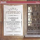 Verdi - Stiffelio / Carreras · Sass · Manuguerra · Ganzarolli · ORF Symphony Orchestra and Chorus Vienna · Gardelli