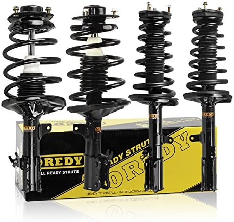 8538 Belltech Shock Absorber and Strut Assembly Rear Driver or Passenger Side