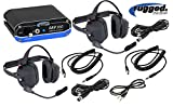 From XTR Off-Road: Rugged Radios RRP-360 UTV/Jeep 2 place intercom system - Headset