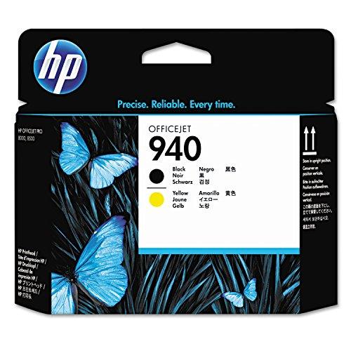 HP 940 Black & Yellow Printhead (C4900A) ()