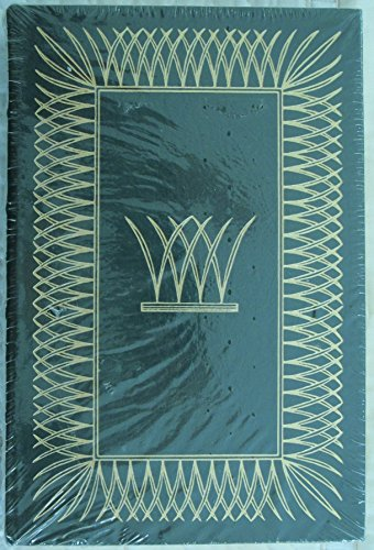 Leaves of Grass (Leather Bound) (The 100 Greatest Books Ever Written) by Easton Press