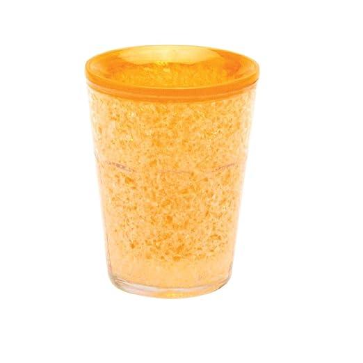 Varios colores congelador Gel vasos de chupito - doble pared vasos ...