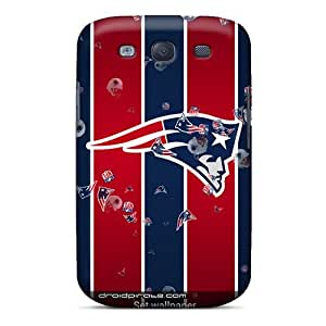 New Style Cases Covers EUJ1012PAeo New England Patriots Compatible With Galaxy S3 Protection Cases