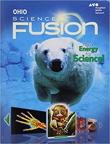 Holt McDougal Science Fusion: Student Edition Worktext Grade