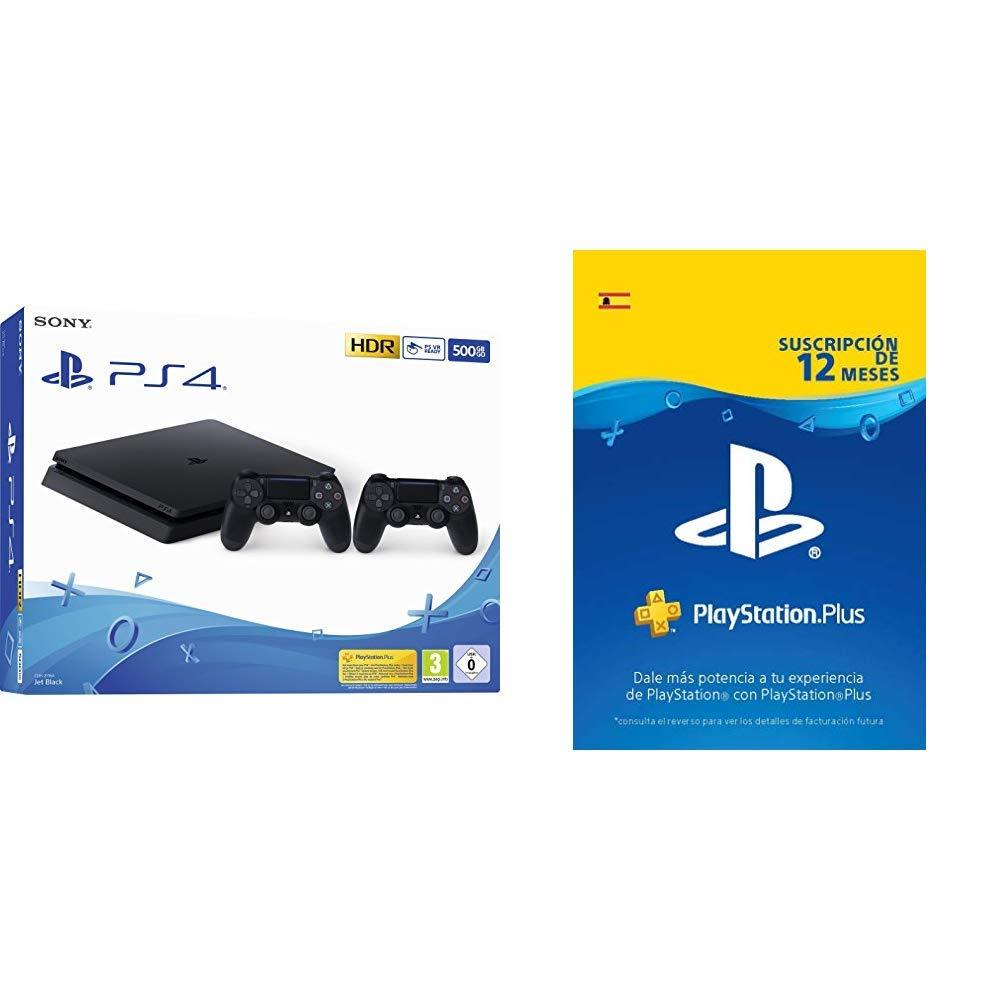 Sony PlayStation 4 - PS4 Pro 1TB + GOW + Horizon: Sony ...