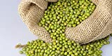 California Grown Organic Mung Beans (1 LB)