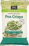 365 Everyday Value, Organic Lightly Salted Pea Crisps, 3.3 oz